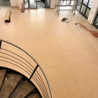 Fußboden Fliesen